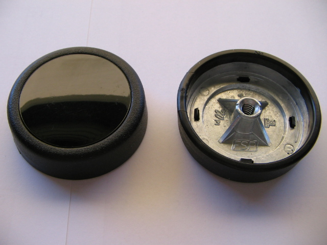 3364290 Washer Black Timer Knob - Whirlpool