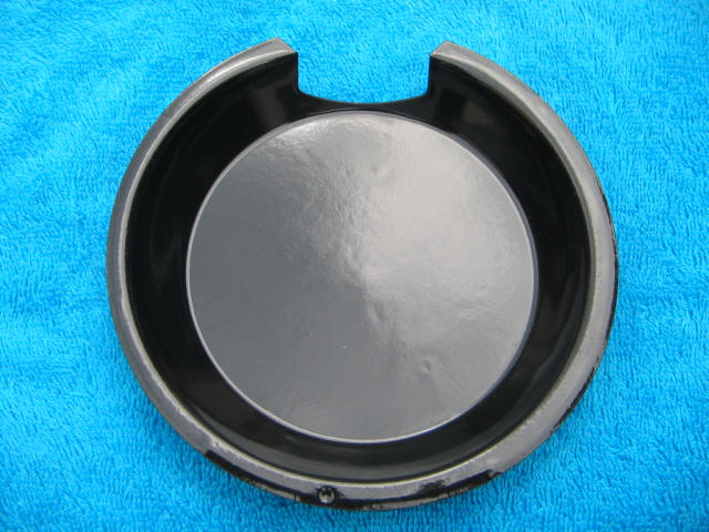 3501-05 172mm Oven Stove Cooktop Drip Pan Spill Bowl - Chef