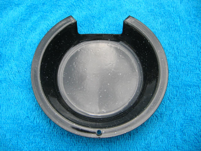 3503-05 135mm Oven Stove Cooktop Drip Pan Spill Bowl - Chef