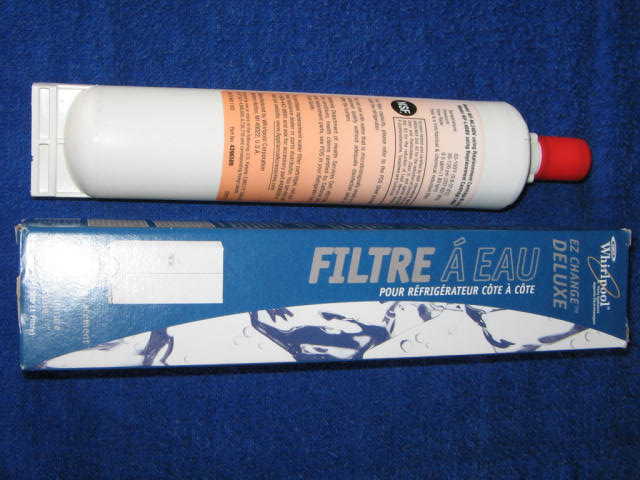 4396508 Refrigerator Water Filter - Whirlpool