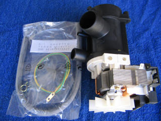 4819 360 18189 Washer Electric Drain Pump - Whirlpool