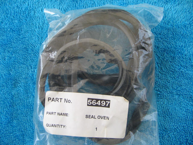 56497 Electrolux Oven Stove Seal - Chef