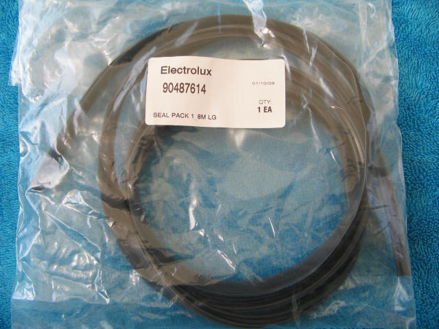 90487614 1.8m Electrolux Oven Stove Seal - Westinghouse