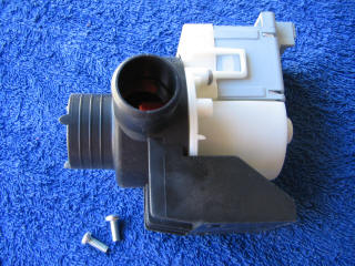 HP040 Washer Electric Drain Synchronous Pump - Hoover