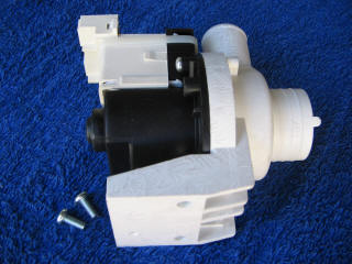 HP040L Washer Electric Drain Synchronous Pump - Hoover