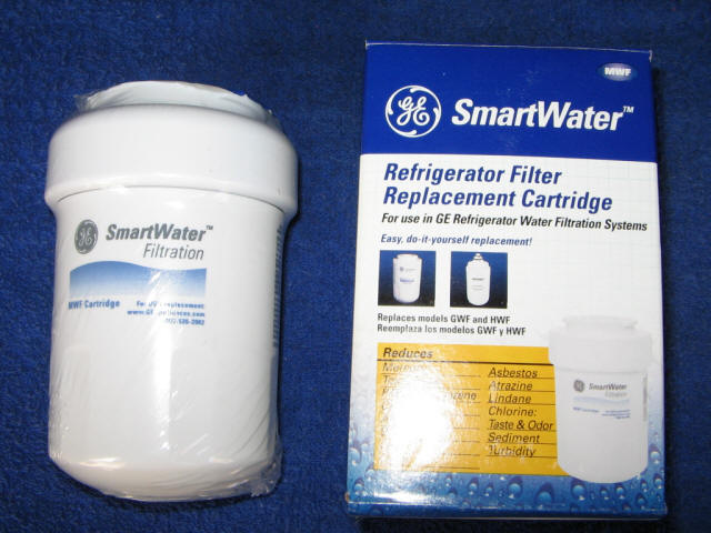 MWF Refrigerator Water Filter - General Electric (GE)