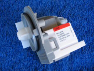 PGW032 Washer Electric Drain Synchronous Pump - Samsung, Whirlpo