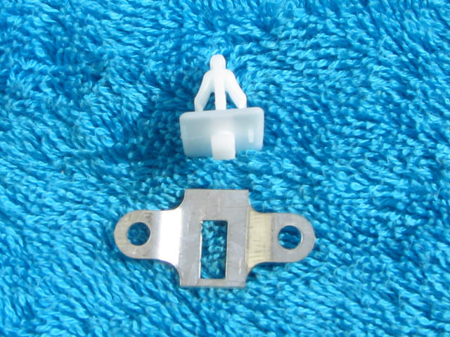 SMD033 Dryer Door Catch / Striker (Male) - Simpson, Westinghouse