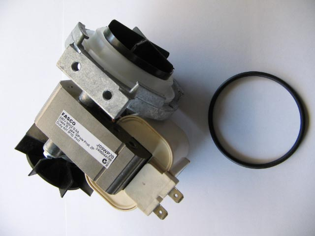 SP055 Washer Electric Drain Pump - Simpson, Westinghouse