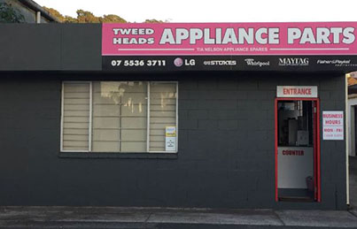 Tweed Heads Appliance Parts
